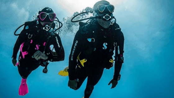 Havelock island scuba diving