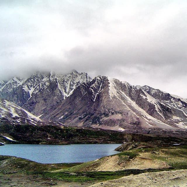 Lakes in Leh