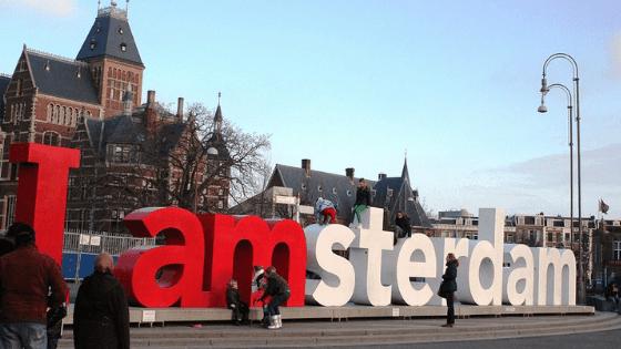 Amsterdam five day itinerary