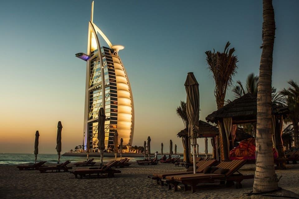 Dubai budget trip