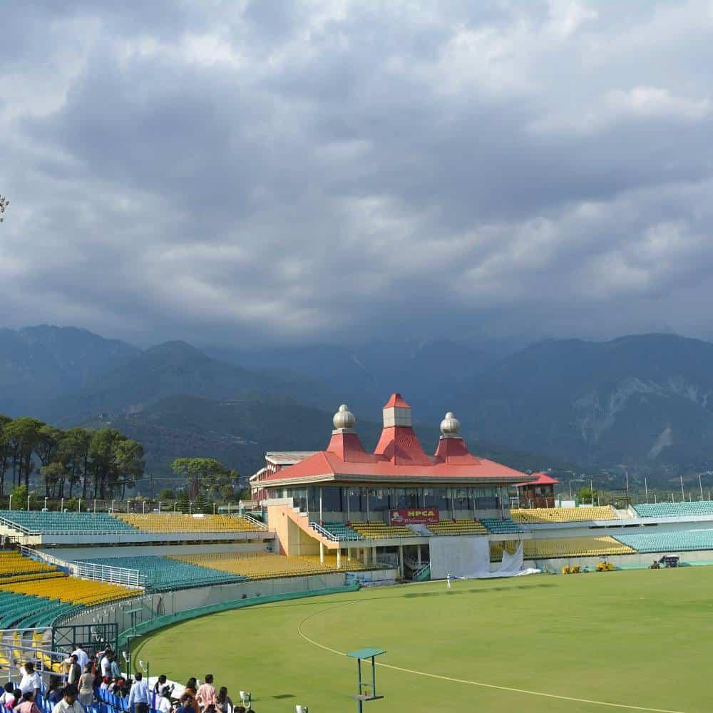 Shimla Vs Dharamshala