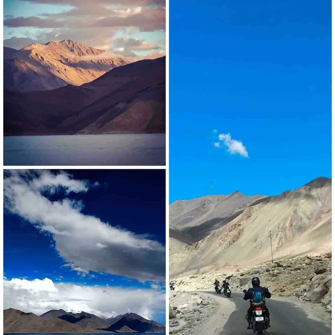 dealing with altitude sickness in leh