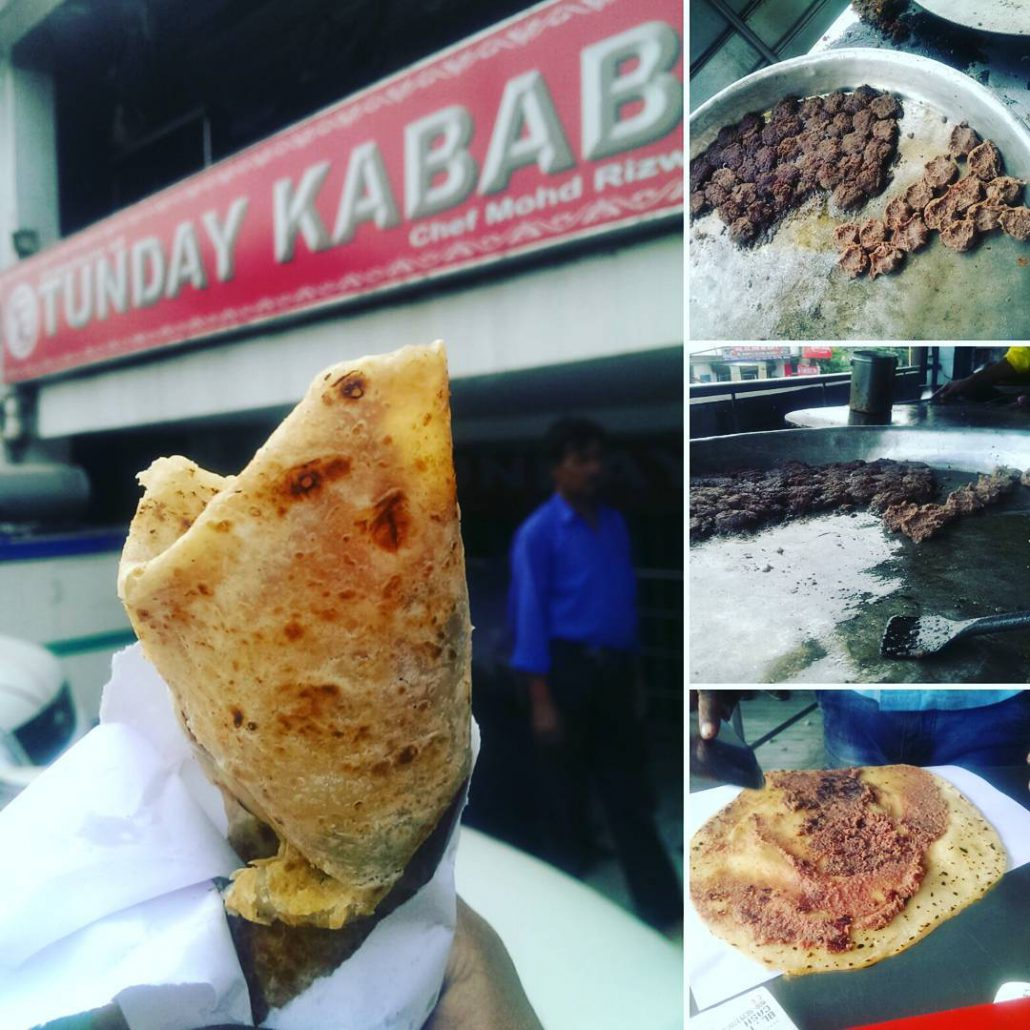 Food in Lucknow