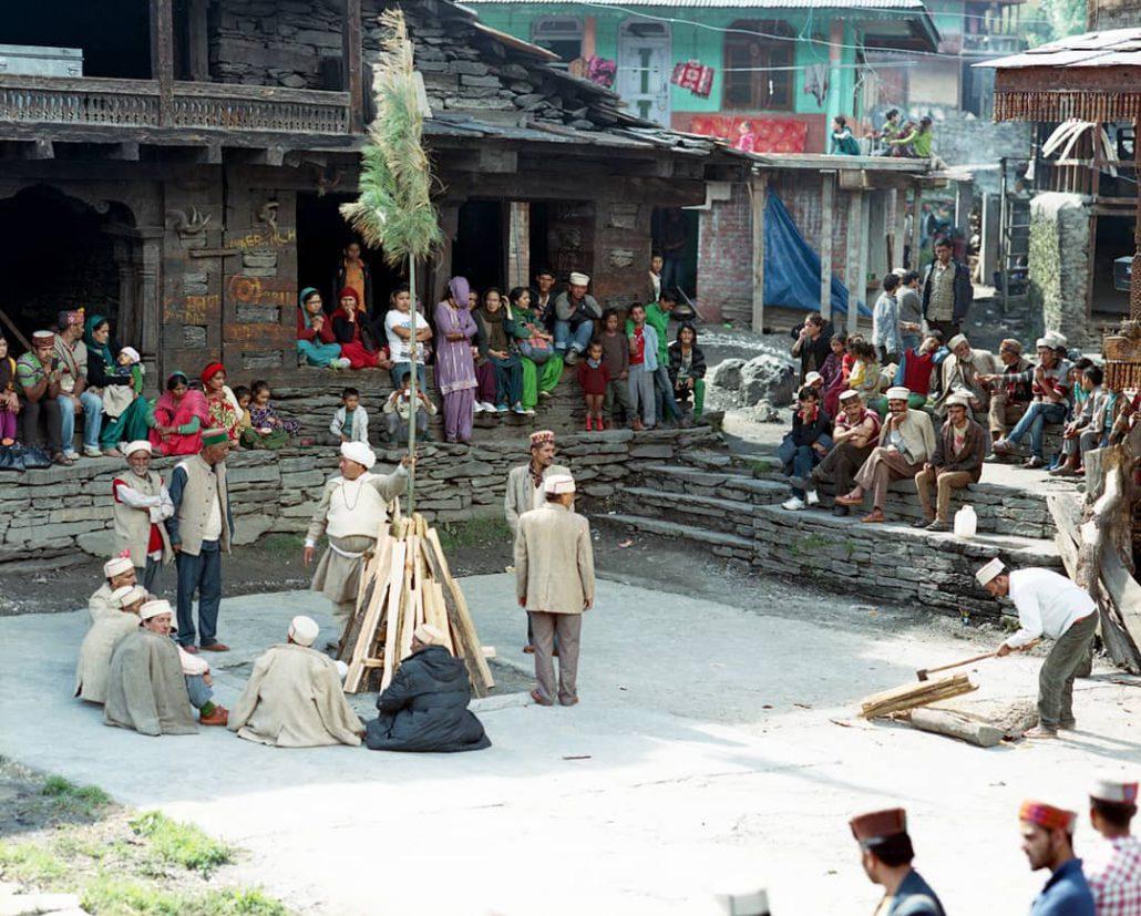 Malana village rules